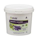 NEW 2 in 1 Versatility! Abode Laundry Powder TOP AND FRONT Loader - Wild Lavender & Mint 5kg