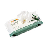 Ecoriginals Premium Natural Baby ( and everyday) Wipes 70 pack