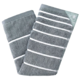 Full Circle Stick'em Grey Kitchen Handy Towel