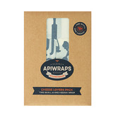Apiwraps Beeswax Wraps - CHEESE LOVER'S PACK