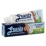 Grants of Australia Blueberry Burst Kids Natural Toothpaste - 75g
