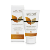 WOTNOT COSMOS Certified Organic Self-tanning Lotion 150g