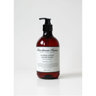 Superlative Liquid Hand Soap - Original Fig 500ml by Murchison Hume