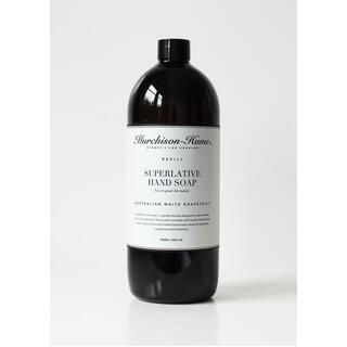 Superlative Liquid Hand Soap Refill - Australian White Grapefruit 1L by Murchison Hume