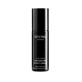 Divine Woman Certified Organic Collagen Enhancing Night Cream 50ml